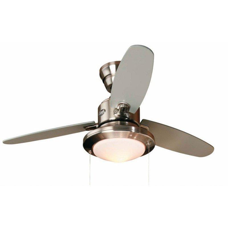 Le merced de hunter est un ventilateur de plafond id al - Ventilateur de plafond pour chambre ...