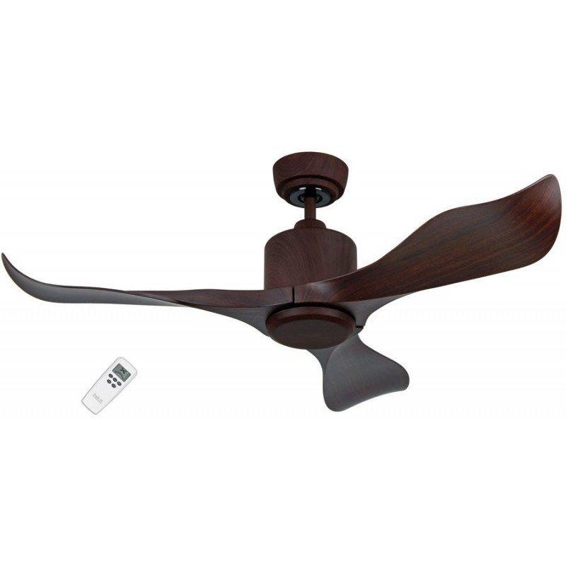 ventilateur de plafond casfan eco aviador 135 cm noyer. Black Bedroom Furniture Sets. Home Design Ideas