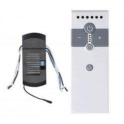Télécommande IR universelle pour ventilateur de plafond AC, idéal pour les réseaux électriques instalbles