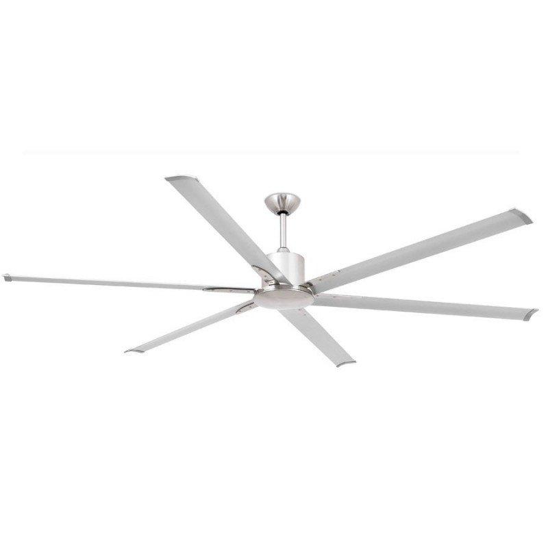 andros est un ventilateur de plafond grande taille gros volume pour l industrie mais aussi pour