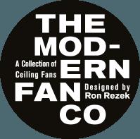 Logo modern fan compagny